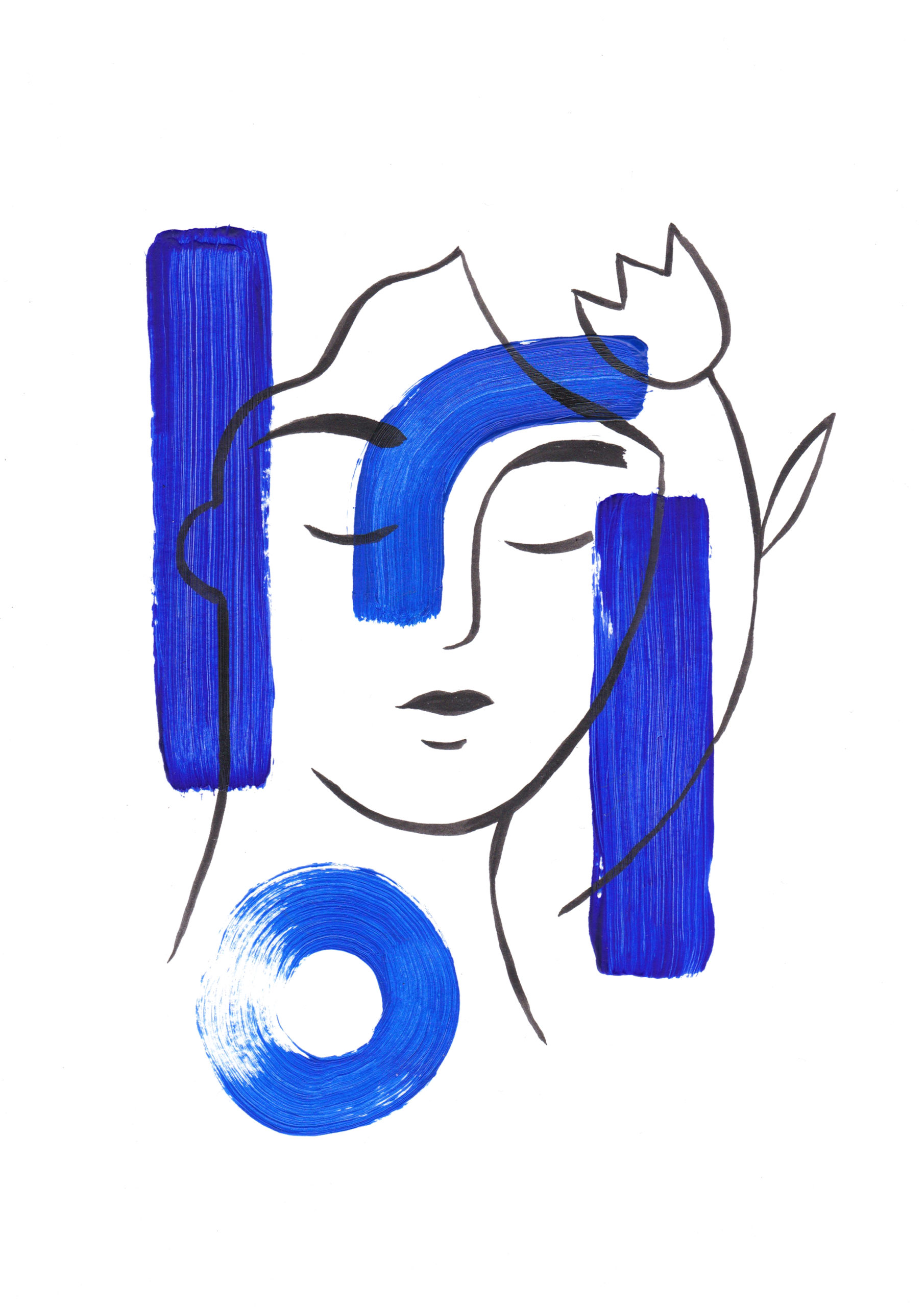 eloze-reverie-bleu-klein-A4